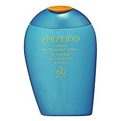 Shiseido Ultimate Sun Protection Lotion SPF60 PA+++ For Face & Body 3.3fl.oz./100ml