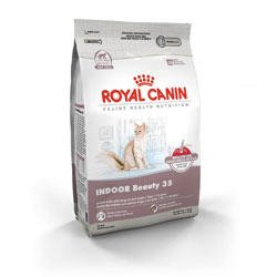 Image of Royal Canin Indoor Beauty 35 Dry Cat Food 6lb