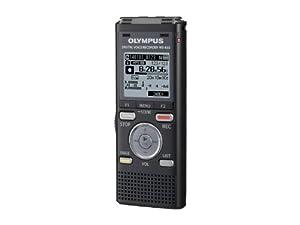 Olympus WS-833 Enregistreur numérique 8 Go Noir