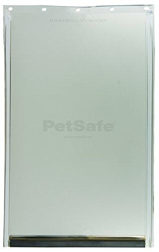 PetSafe Pet Door Replacement Flap, Large, PAC11-11039 (Freedom Patio Panel Pet Door compare prices)