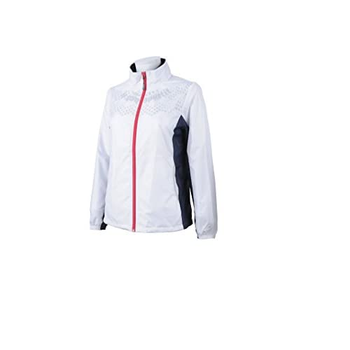 (ルコックスポルティフ)le coq sportif ウィンドジャケット QB-575343 WHT WHT M