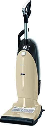 Miele Dynamic U1 Limited Edition Upright Vacuum, Ivory White