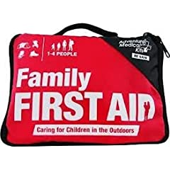 Set: Adventure Medical Kits Family First Aid Kit and Adventure Medical Kits Trauma... by Adventure Medical Kits