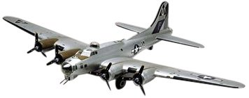 Revell B17G Flying Fortress 148 Scale