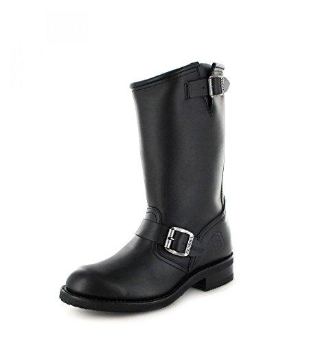 Sendra Boots 2944, Stivali da motociclista unisex adulto, Nero (Negro), 45