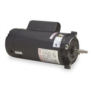 1 Hp 3450Rpm 56J Frame 115230 Volts - Energy Efficient Swimming Pool Pump Motor - Service Factor = 1