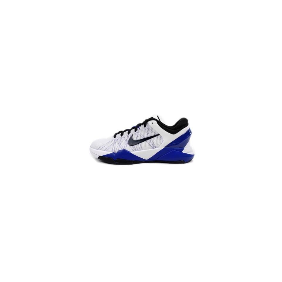 e0a616f92ba9 Nike Kobe VII (GS) Big Kids Basketball Shoes 505399 104 White 5 M US ...