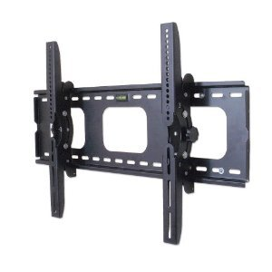 Designer Habitat PREMIUM TV Wall Bracket for 33 - 60 inch LCD, LED & Plasma TV. Super-strength Load Capacity up to 75KG, 15 degree Tilt mechanism up/down, Max VESA 660x450