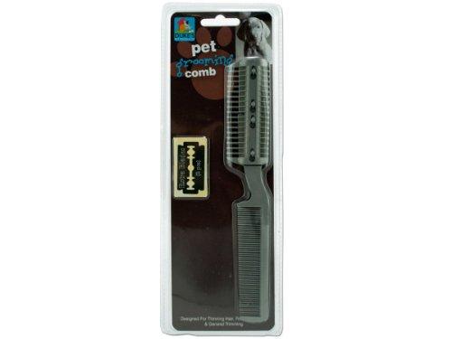 Kole KI-DI230 Pet Grooming Comb, One Size