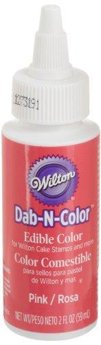 Wilton Pink Dab-N-Color Edible Color