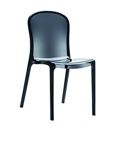 Officine Fiam stoel set van 2 Victoria black
