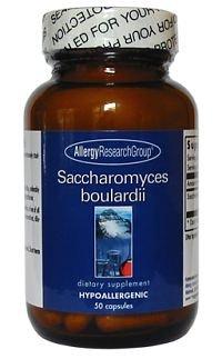 Allergy Research Group - Saccharomyces Boulardii 50 Caps