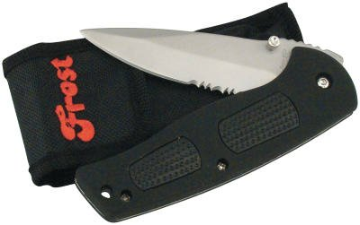 Frost Cutlery 15-208B Delta Ranger Knife - Quantity 1
