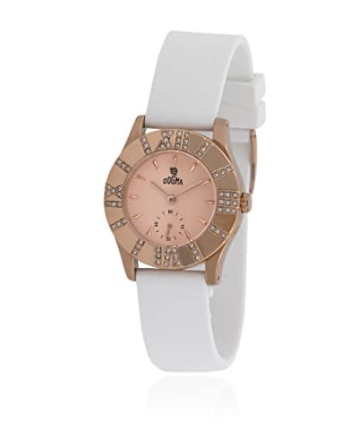 Dogma Reloj con movimiento cuarzo suizo DL7046S Blanco 31  mm