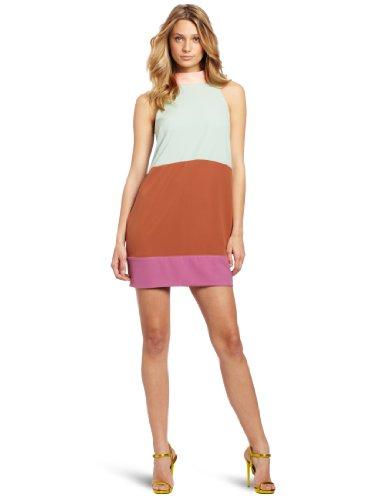 camilla and marc Women's Sofia Dress, Pastel, 2