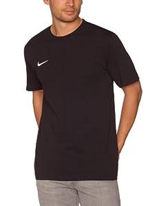 Nike Herren T-Shirt Core Tee, Schwarz, L, 454798-010
