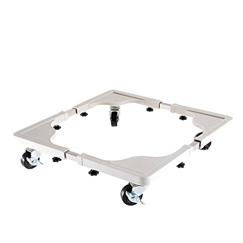 Adjustable movable washing Machine drum stand Mobile rack Base refrigerator Bracket support stand (Washing Machine Hookup Box compare prices)
