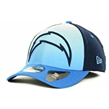 NFL San Diego Chargers NE Graduation 39Thirty Flex Fit Cap Small/Medium