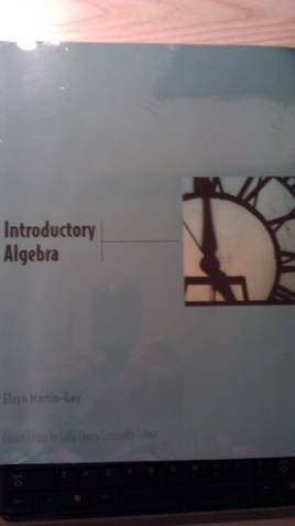 Introductory Algebra W/CD-CUSTOM