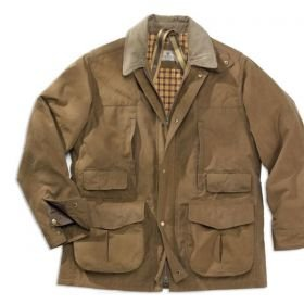 Beretta Men's Waxed Cotton Field Jacket, Brown, X-Large (Jacket Waxed Cotton compare prices)