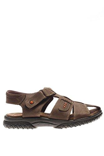 PM2421W 002.Sandalo.Marrone.42