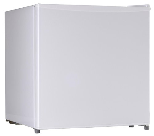 Sanyo Sr-A1780W 1-2/3-Cubic-Foot Compact Cube Refrigerator, White