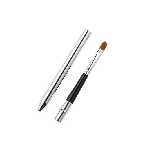 molie-makeup-bazooka-shape-portable-smooth-lipstick-gloss-lip-brush-with-cap