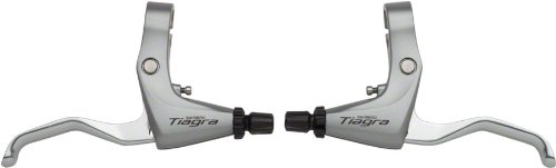 Shimano 2014 Tiagra Road Bicycle Flat Handlebar Brake Levers - BL-4600 ш мано tiagra ti130a