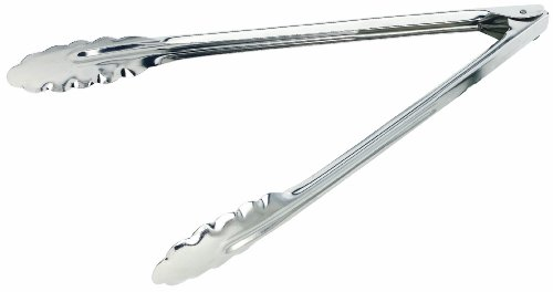 Crestware 9-1/2-Inch Spring Tong
