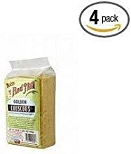 Bob39s Red Mill Couscous Golden 24 oz Pack of 4
