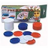Poker Chips Receive (100 Chips Per Order)