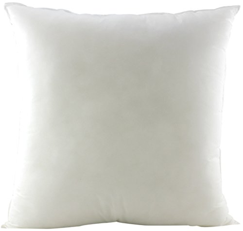 Fantastic Deal! Pile of Pillows Insert Cushion, 18 by 18-Inch, 4-Pack