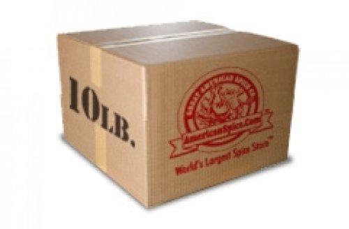 Ladyfinger Hulless Popcorn - One 10 lb., 10 lbs