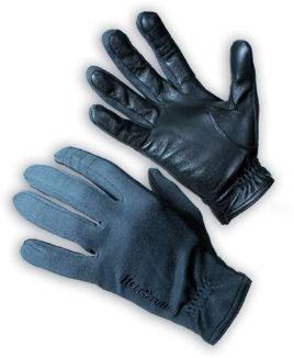 Blackhawk Men'S Tactical Aviator Fire And Slash Resistant Flight Ops Gloves With Kevlar (Black, Medium)