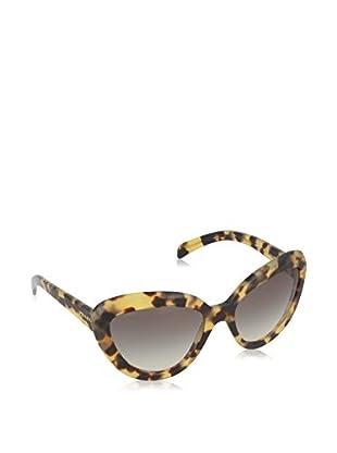 Prada Gafas de Sol 08RSSUN_7S00A7 (57 mm) Marrón / Amarillo