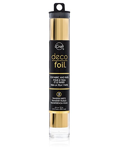 Therm O Web Deco Foil, Gold