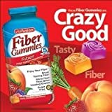 "vitafusion Fiber Gummies, 220 Count ""Sugar Free"""