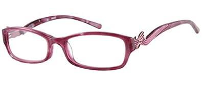 GUESS Eyeglasses GU 2247 Burgundy Sparkle 52MM