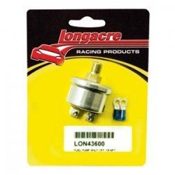 Longacre 43600 Fuel Pump Shut-Off Switch
