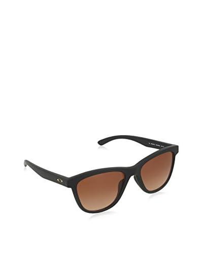 Oakley Gafas de Sol Moonlighter (53 mm) Negro