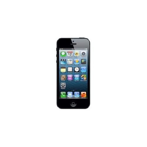 Comparer APPLE IPHONE5 NOIR 16GO