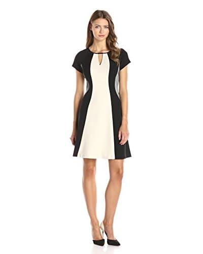 Sandra Darren Women's Colorblock Dress