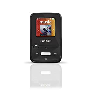 SanDisk SDMX22-004G-A57K 音乐播放器+$2 MP3 Credit