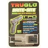 Truglo Tfo Handgun Sight Set - S&W M&P, Green/Green