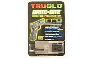 Truglo Tfo Handgun Sight Set - S&W M&P, Green/Green
