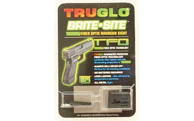 Lowest Price! Truglo Tfo Handgun Sight Set - S&W M&P, Green/Green