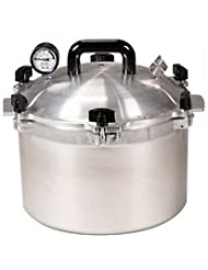 All American® Pressure Canner Cooker Model 915 by