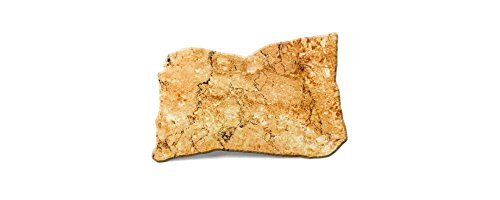 "Elite Global Solutions Qs1611-Gr Rust 16 X 11"" Display Stone"