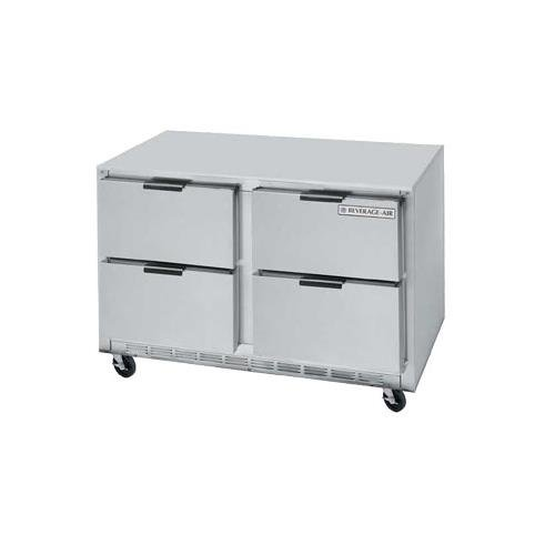 Beverage-Air Commercial Undercounter 48 Ucrd48A-4