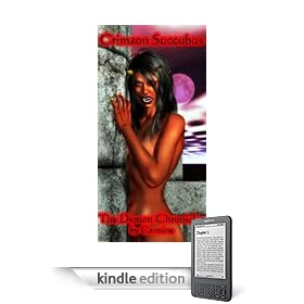 Crimson Succubus - The Demon Chronicles eBook: Carmine